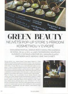 Reportáž GBM Ostrava Bergamot, Green, Beauty, Turmeric, Beauty Illustration