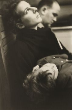 ROBERT FRANK Mary and Pablo