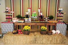 Festa Fazendinha - Farm Party