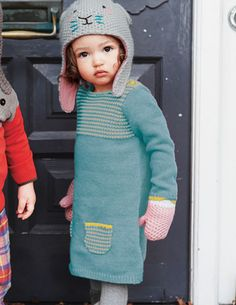 I've spotted this @BodenClothing Stripy Knitted Dress