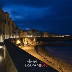 Buonanotte Trapani, quanto ti amiamo! <3 Hotel Trapani In www.hoteltrapaniin.it #Trapani
