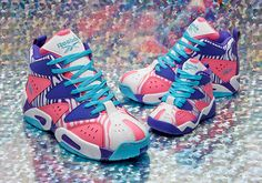 "Reebok Kamikaze ""Zebra Craze"" Pack - SneakerNews.com"