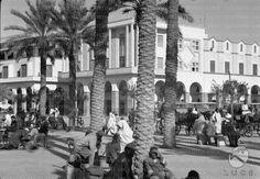 Abitanti di Tripoli nella città nuova