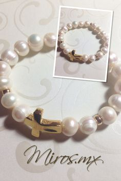 pulseras de perlas   Miros.mx