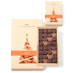 10 Shops That Make the Best Gourmet Chocolates for Christmas Gift Giving: La Maison du Chocolat