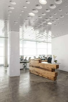 WAN INTERIORS Offices/commercial, Sullivan Office