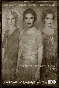 'Boardwalk Empire' season 4 spoilers and cast poster of the ladies is revealed before the season premiere date of the hit HBO show this fall. Series Movies, Hd Movies, Movie Tv, Tv Series, Steve Buscemi, Boardwalk Empire, Mafia, Empire Movie
