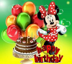 Best Ideas For Birthday Quotes Disney Mickey Mouse Silly Happy Birthday, Birthday Wishes For Kids, Happy Birthday Wishes Cards, Happy Birthday Pictures, Mickey Birthday, Disney Happy Birthday Images, Birthday Quotes, Girl Birthday, Happy Birthday Wallpaper
