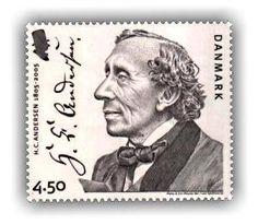 Hans Christian Andersen (1805-1875). Por Gabriela Mariel Arias