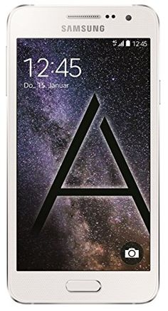 "nice Samsung Galaxy A3 - Smartphone libre Android (pantalla 4.5"", cámara 8 Mp, 16 GB, Quad-Core 1.2 GHz, 1.5 GB RAM)"