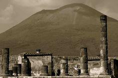 Pompeii Mt. Vesuvius