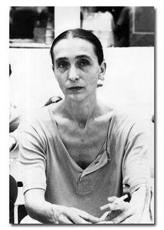 Pina Bausch-a legendary choreographer and dancer