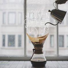 B R Y A N W H O - Hoboken Coffee Roasters