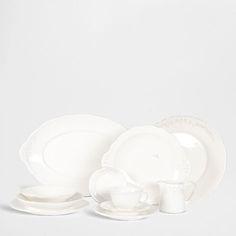 Dinnerware with a Raised Design - Dinnerware - Tableware | Zara Home Canada