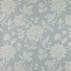 Kenrick in Old Blue floral fabric from Colefax and Fowler | Classic floral fabric | PHOTO GALLERY | housetohome.co.uk