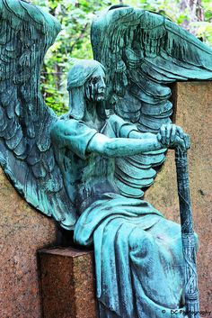 Cleveland cemetery angel - Google Search
