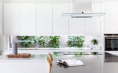 www.canny.com.au ph: (03) 8532 4444  Custom home by Canny   #modernkitchen