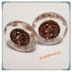 TODAYONLY $10 flash deals button earrings gift MeButton earrings reddmerge Jewelry Earrings