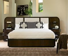 Modern Expressions Wall Bed - Star Furniture