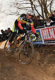The mighty Sven - Koksijde World Cup
