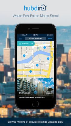 Hubdin is a real estate technology company incorporating social, behavioral, and local data to provide a personalized home search experience.