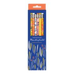 Meadowfield Pencil Set by Leah Duncan