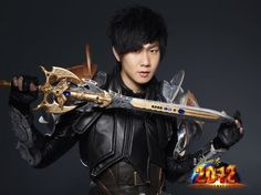 JJ Lin (English name: Wayne Lim), one of the most popular singers in China, is going to endorse for the upcoming expansion of Perfect World International --- Jj Lin, Perfect World, Singer, Singers