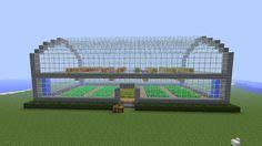 Minecraft Greenhouse by agekk
