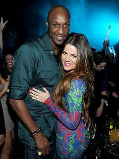 Khloé Kardashian and Lamar Odom Will Be Apart for Thanksgiving: People.com