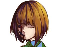 Undertale Chara frisk