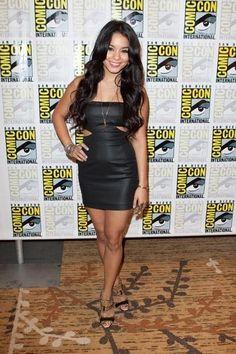 Black Halo Caitlyn Mini in Black  - as seen on Vanessa Hudgens