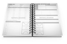 ND_mockups_watermark2 Netball Coach, Pocket Notebook, Training Plan, Virtual Assistant, Diaries, All About Time, Coaching, Encouragement