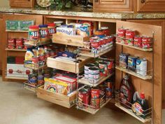 Choose pantry-shelving solutions that work best for your kitchen pantry or cupboard with these organization tips from HGTVRemodels. Choose pantry-shelving solutions that work best for your kitchen pantry or cupboard with these organization tips from HGTV.