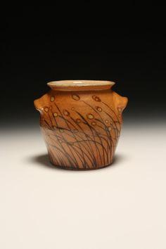 Small crock - Kyle Carpenter - via Etsy.  I love miniatures!