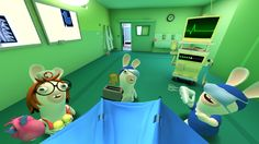 Ubisoft's 'Rabbids' invade virtual reality later this year