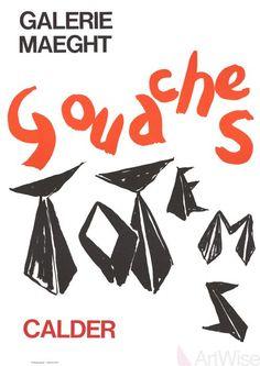 Alexander Calder - G