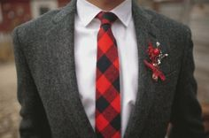 37 Cool Winter Wedding Groom's Attire Ideas | Weddingomania