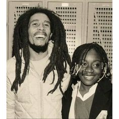 Bob with Pascaline Bongo