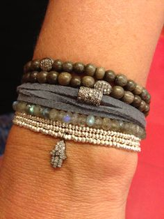 #jewelry #stack #lerajewels