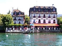 Evian, France - a great love of mine lives there