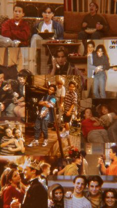 Boy Meets World Shawn, Boy Meets World Quotes, Girl Meets World, Cory And Shawn, Cory And Topanga, Cute Celebrity Guys, Cute Celebrities, Austin And Ally, Collage Background
