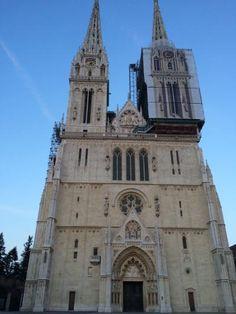 Zagrebačka Kadedrala (성모승천 대성당) -byrapperkjm