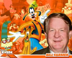 Meet legendary voice actor Bill Farmer at #FANX16! Best known for voicing Disney's Goofy + Looney Tunes and many more! #utah