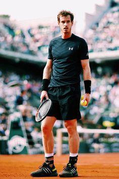 #Andy #Murray #tennis RG2015
