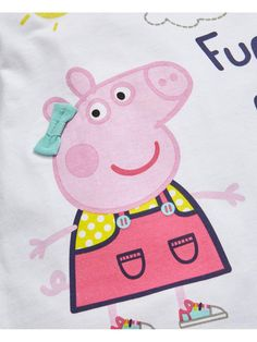 Character Peppa Pig Girls Top And Legging Set (2pc) | very.co.uk