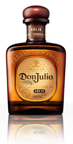 Before & After: Tequila DonJulio - The Dieline -