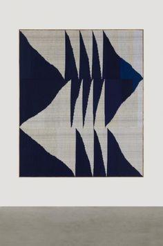 Tapestry weaving Brent Wadden