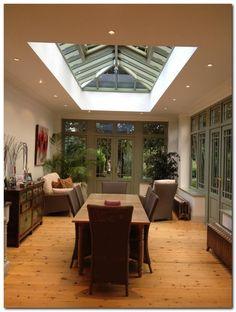 Roof Lantern Extension Ideas (15)