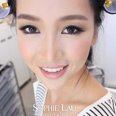 Sophie Lau Makeup and Hair More More
