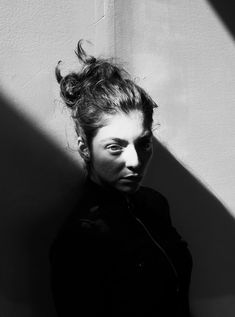 Lorde, photographed by Jack Davison for The New York Times